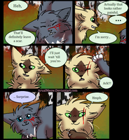 The Recruit- Pg 107 by ArualMeow