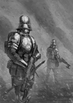 Imperial Guard by Rotaken