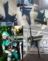 League of Legends Props by Dropchocolate