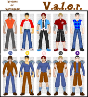 Pixel Valor by Ameyal
