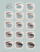 Eye tutorial - 2015 by eucalyptik
