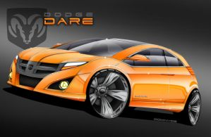 Dodge Dare by MDominy