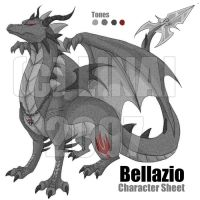 Bellazio Reference Sheet by linai