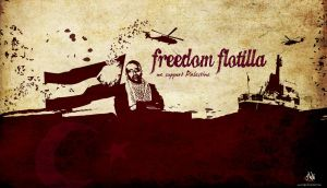 Freedom flotilla by Telpo
