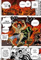 One piece colour 2 by syklus