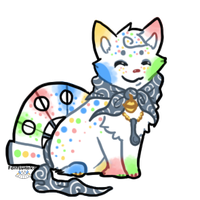 Dippin Sticker for That-Catty-Artist by StanHoneyThief