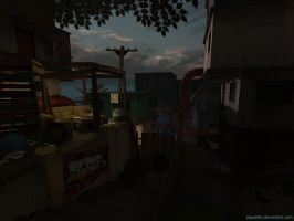 Favela UDK WIP 01 by JOPPETTO