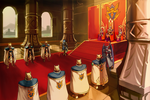 Royal Family And Royal Guards by GleamingScythe