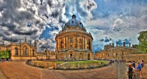 The Radcliffe Camera Revisited by s-kmp