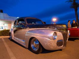 1941 Custom Coupe by Swanee3