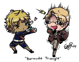 Bermuda Triangle- Colored by Esabelle-Ryngin