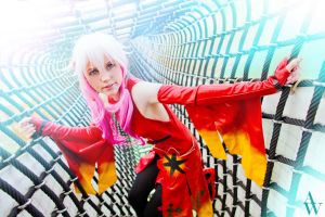 Web - Inori Yuzuriha (Guilty Crown) by AndyWana