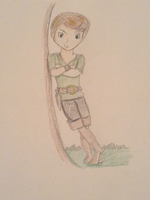 Peter pan by TheArtist3711