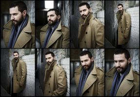 Richard Armitage. by kworking