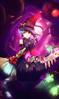 Colour Witch by YataMirror