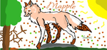her name is mapple by Firefox28286