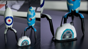 Portal 2 Radio by thetriforcebearer