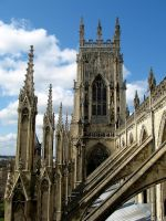 York Cathedral by dynamodean