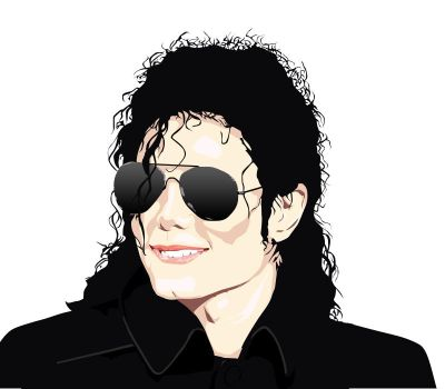 Michael Jackson Vector by Meggy-MJJ