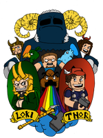 Asgard Adventures 2 by jakester2008