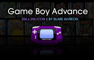 Game Boy Advance by silare