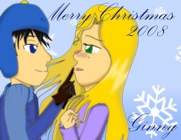 Merry Christmas, Megan by CreamyCombustion