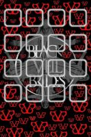 Black Veil Brides IPod/IPhone Wallpaper by lalalalakellinisepic