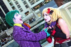 Katsucon 2015 - Jester and Clown(PS) 12 by VideoGameStupid