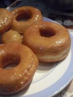 Homemade Berlinas/Donuts by Panelletdelimon