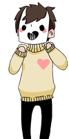 Zacharie by SpitefulPineapples