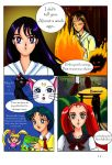 Sailor Moon: Evolution. Act 1, page 11 by LordMars