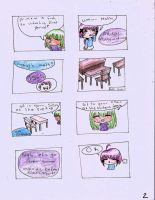Learning Spanish Comic Page 2 by PenguinEsk