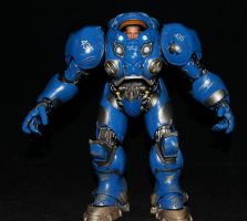Tychus Findlay 2 (StarCraft 2) by Tendranor