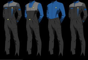 Epsilon Force Uniforms Type 7 by Wolfcrest1701