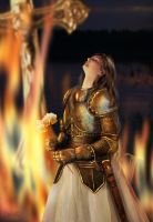 Jeanne d'Arc by mariall