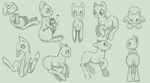 Pony Poses References by EnigmaticalMe