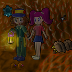 CP: A walk through a cave in romance by lifegiving