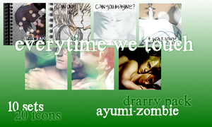 Drarry icons set 1 by Ayumi-Zombie