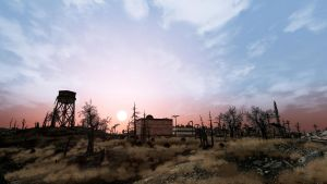 Good Morning, Capital Wasteland! by darrenbarlow