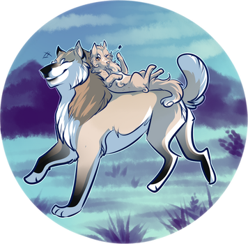 Tundra for the win by FancyRatties