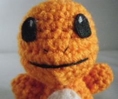 Little Anime Game Close Up Amigurumi by ChibiSayuriEtsy