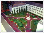 Model of the public garden-2 by Margo-sama