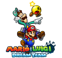 Mario and Luigi: Dream Team by Legend-tony980