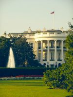 White House and Oval Room by editordistriktmag