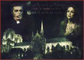 The Ghosts of Notre Dame by ShirleyWoodruff