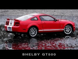 AUTOart Shelby GT500 -4 by FordGT