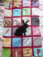 Kip's quilted Blankie by Crafty-lil-vixen