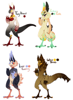 Bunch Of Grem Adopts AUCTION (CLOSED) by MrGremble