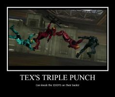 Tex's Triple Punch by Aznkid671