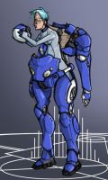 Blue suit III by mitch-the-plaid